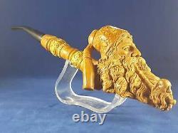 Dunhill Meerschaum Pipe, The Best Block Meerschaum, Turkish Meerschaum, Unsmoked