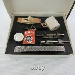 HUGE Block Meerschaum Pipe Carving Kit, Vintage stem, Antique Meerschaum